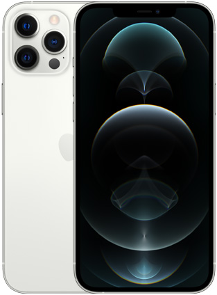 iPhone 12 Pro Max - Silver